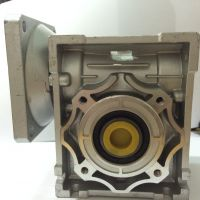 供应减速机型号:WPA80品牌:杭杰,特性;该机传动精度高特别适应在有频繁启动的场合工作,