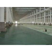 淄博水泥地面翻新做环氧树脂地坪的公司