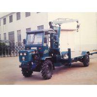 厂家直销湖南JN18DT特种盘式拖拉机配1吨随车吊新型园林拖拉机随车吊