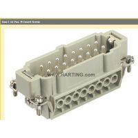 供应harting浩亭哈丁矩形接插件连接器(HARTING代理商09330162601)