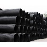 桑植钢带管/钢带螺旋波纹管厂家易达塑业产品环刚度高耐腐蚀