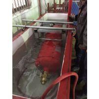 消防行业3C认证专用设备 瓶阀装卸机 七氟丙烷药剂充装机系统济南海德诺