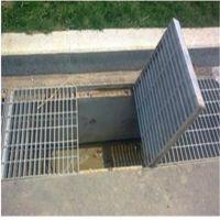 冷镀锌地下车库沟盖板 车间平台钢格板厂批发价格