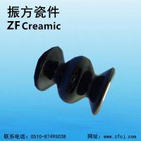 ZF锆瓷精抛进口包覆机槽筒并氨纶化纤机械氧化锆瓷轮配件定制