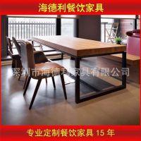 【厂家供应】现代饭桌餐桌椅  餐桌椅组合 酒楼饭店专用 现价特惠