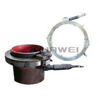 上海华威GPX-150 300 450 600 750 900 1050气动式管子切割坡口机