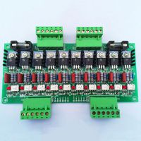 厂家供应 PLC10路交流放大板 可控硅驱动板 压铸机专用 气动控制