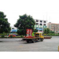 移动式升降台 铝合金平台升降机 GTWY8-100型 鑫升厂家定做销售