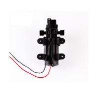 洗车微型隔膜泵 12V 24V 农用高压洗车泵
