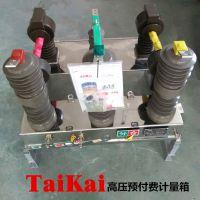 10KV高压预付费计量箱|YFZW32-12真空断路器带干式计量箱TaiKai泰开电气