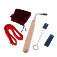 崔氏钢琴调律工具 色木六件套装工具