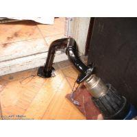 河北山东卫士宝厂家直供摩托车排气管,炉内壁耐高温涂料