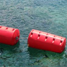 福州市水上警示浮球 单双孔浮漂 厦门水上围栏浮筒