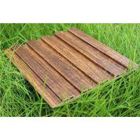 生态木覆膜长城板