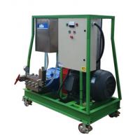 迈极MO50/38石化钢结构防腐高压清洗机