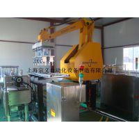 自动机器人装箱机 瓶类产品装箱机 饮料自动装箱机 ZYZX-120R