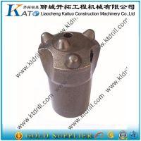 30mm 4柱球齿钻头 石矿开采钻头