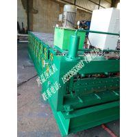 河北沧州兴益840/900双层压瓦机热卖供不应求电话18233653803