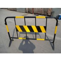 组合式围栏 移动护栏 安全防护栅栏 铁质 生产、