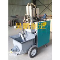 混凝土输送泵价格-昊鹏二次构造柱泵使用方便