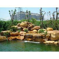北京黄腊石 上海黄腊石 上海园林黄蜡石 园林黄色石头