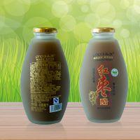 红枣醋的做法 苹果醋饮料 功能饮料代加工 天地一号苹果醋厂家