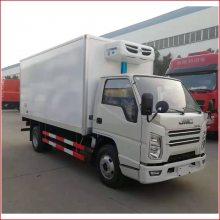 江淮康铃3米货厢冷藏车 3吨冷藏运输车