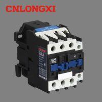 上海人民CJX2接触器CJX2-3210,3201交流接触器和热继电器的安装方式