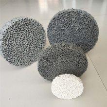 新疆陶瓷铸造过滤网系列 高效过滤网系列生产销售