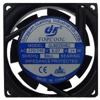 GL8025散热风扇生产厂家 电源散热风扇 机箱散热风扇