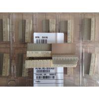 ERNI恩尼连接器374732 374723卷带/400颗1.0毫米MicroSpeed双排