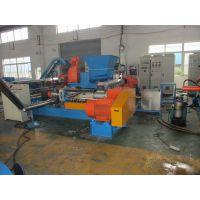 玖德隆机械昆山有限公司供应密炼片材挤出机 内有工厂可参观