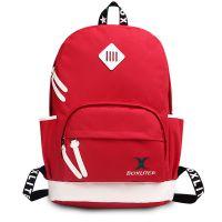 爆款韩版书包学院风小学生书包时尚休闲背包旅行包厂家可订制LOGO