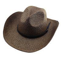 混批现货 出口来样来图定做牛仔草帽 工厂供应批发爵士草编帽子