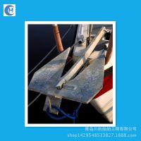 专业生产 丹福尔大抓力锚 铸钢锚 焊接锚 船锚 丹福尔锚 Danforth
