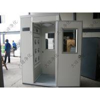 大峰科技 单人三侧 彩钢板 钢板不锈钢 风淋室 FLS-1F 苏州风淋厂家