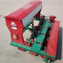 供应圣鲁播种机 2015农用精播机 大型播种施肥机械