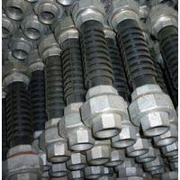 JGD-B型丝扣连接橡胶接头 耐油橡胶接头 耐高温橡胶接头