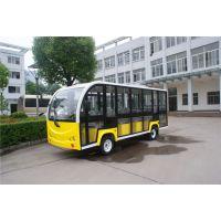 金洲封闭式电动观光车重庆电动车JZT14-M