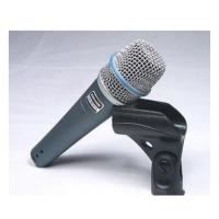 Shure/舒尔 BETA57A 动圈式有线军鼓 铜鼓 电吉他乐器话筒麦克风
