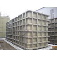 供应玻璃钢方形容器