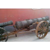 供应铸铁火炮 仿明末火炮 提供定做 竹节状火炮