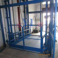 湖北武汉用厂房升降货梯,四柱导轨式升降机各种型号定制
