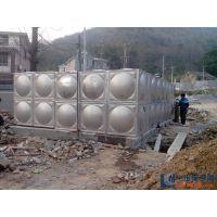 海南海口供水设备不锈钢组合水箱变频供水设备