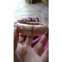 供应天然红纹手镯 惠州市加丽宝石厂新产品