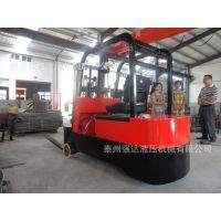 CPD-1.0 1吨三支点电动座驾式平衡重堆高叉车 全电动叉车