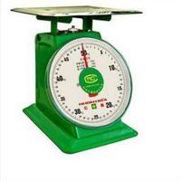厂家批发 50kg系列弹簧刻度盘秤 厨房平板弹簧秤