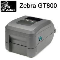 斑马Zebra 工商用条码打印机GT800 300dpi USB打印线