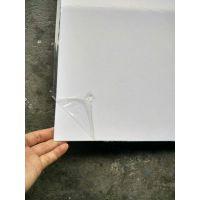 广告吊顶装饰用纯白色不锈钢U型槽 3米长白色烤漆镀锌铁板