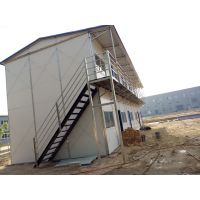 翼州供应岩棉板活动房,防火彩钢板房,彩钢楼顶建造预算